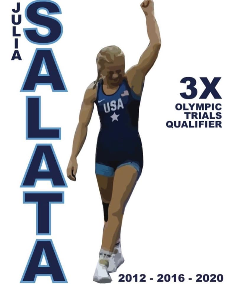 Julia Salata 2020 Olympic Trials