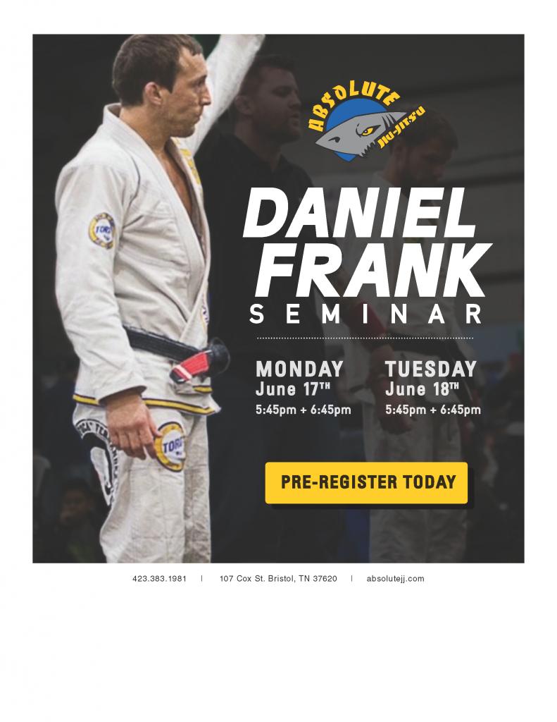 Daniel Frank Seminar
