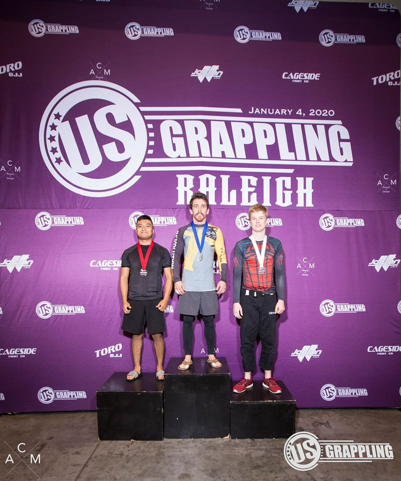 US Grappling Gold