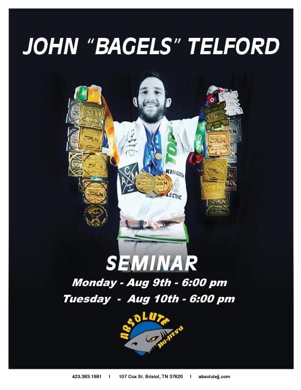 John Bagels Telford